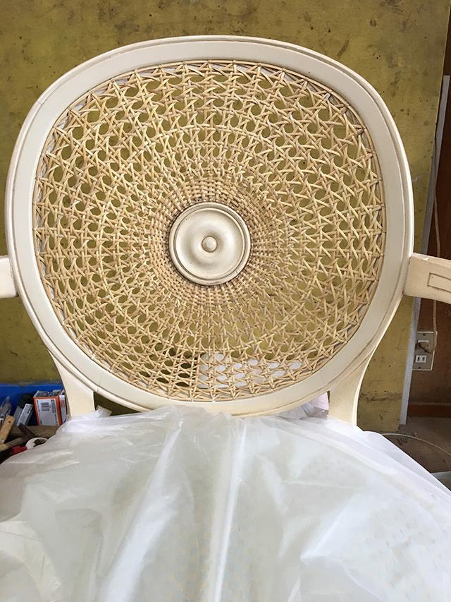 カゴメ手編み